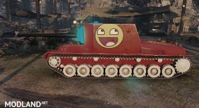 "SU-100Y Skin ""Happy Meme World"" 1.0.0.3 [1.0.0.3]"